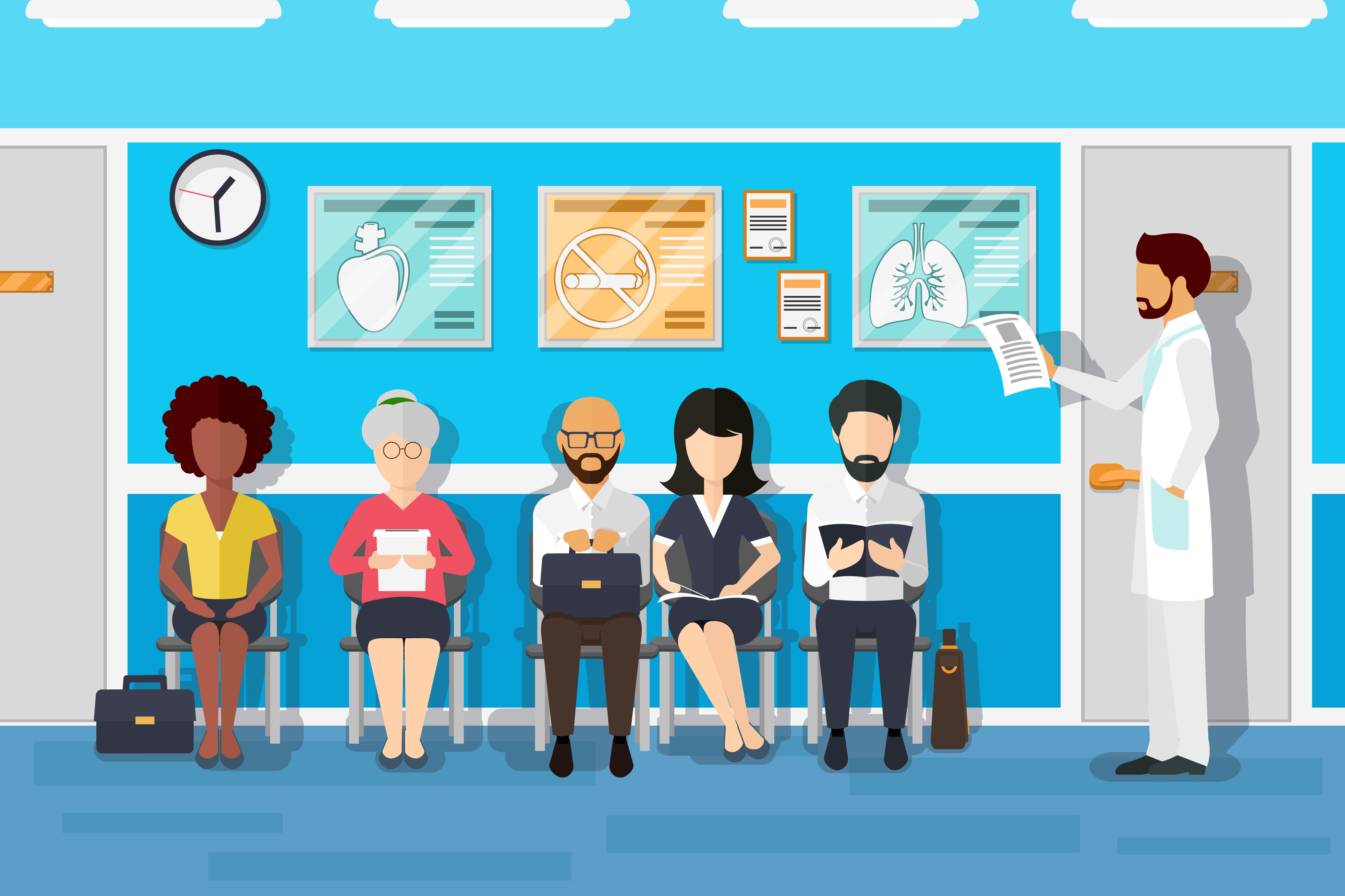 avis patients dans les établissements de santé